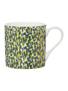 Amazon Tribal Print Mug