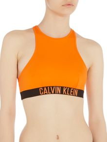 Calvin Klein Intense power tank bralette bikini top