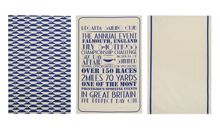 Linea Regatta set of 3 tea towels