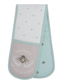 Linea Queen Bee double oven glove