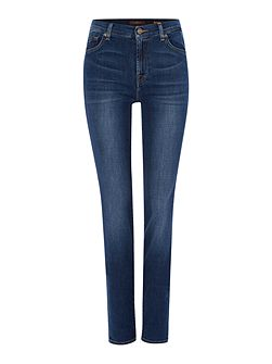 7 For All Mankind Rozie high rise slim
