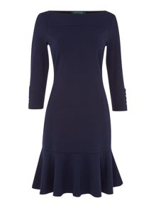 Belinza fit and flare dress
