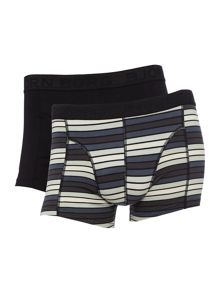 Stripe 2 pack trunk set