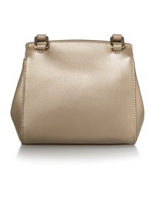 Whitby gold small crossbody