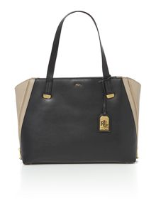 Lauren Ralph Lauren Guildford multi shoulder tote bag