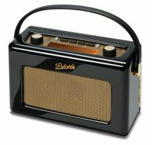 Roberts Revival RD-60BK DAB Radio Piano Black