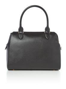 Newbury black small pocket bowling bag