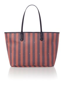 Lauren Ralph Lauren Boswell multi shoulder tote bag