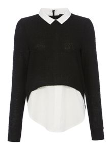 Therapy Shirt Jumper