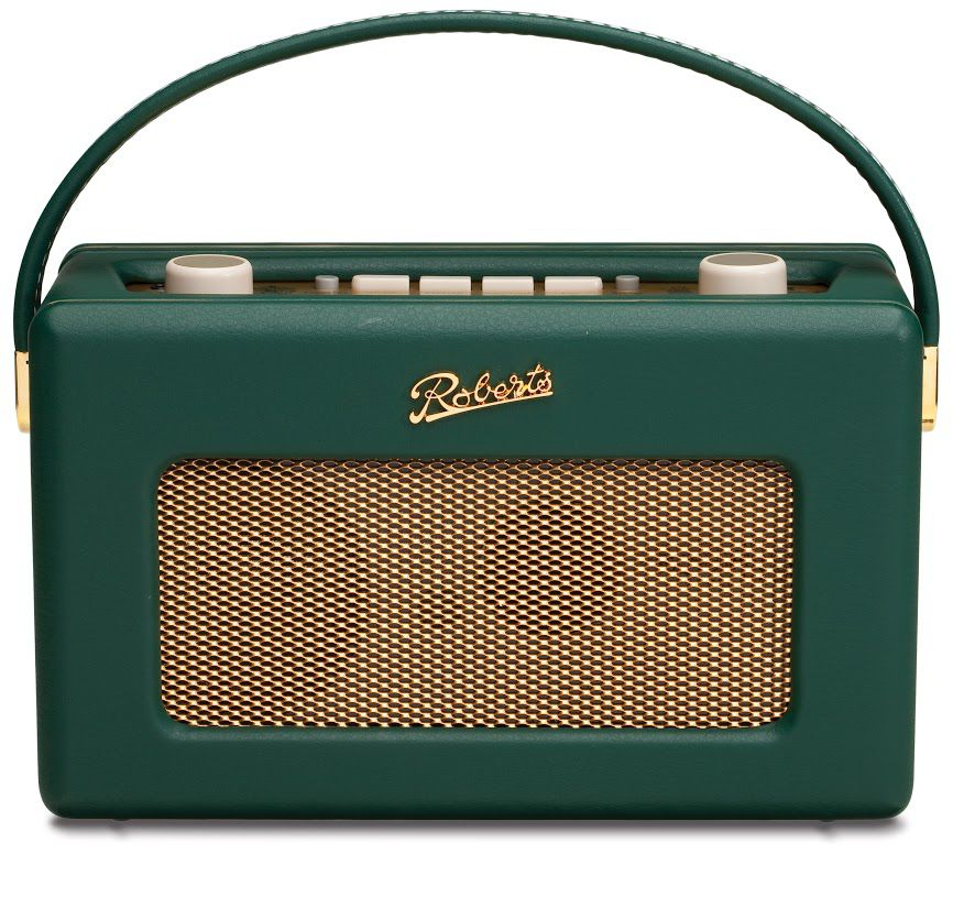 Roberts Revival RD60 DAB Radio Green