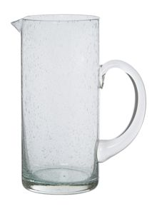Gray & Willow Bubble Glass Jug