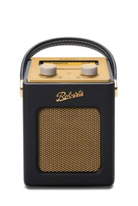 Roberts Revival Mini DAB Radio Black