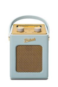 Revival Mini DAB Radio Duck Egg