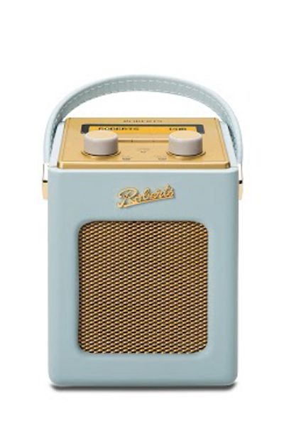 Roberts Revival Mini DAB Radio Duck Egg