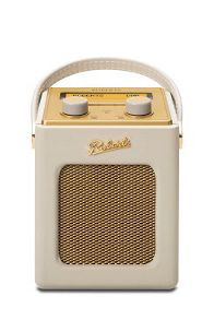 Roberts Revival Mini DAB Radio Pastel Cream