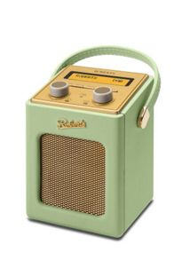 Roberts Revival Mini DAB Radio Leaf