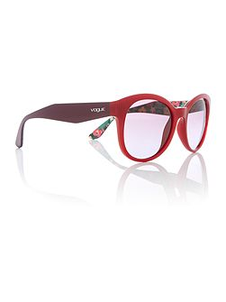 Red  phantos  sunglasses VO2992S