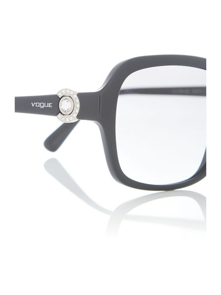 Vogue Black  square  sunglasses VO2994SB
