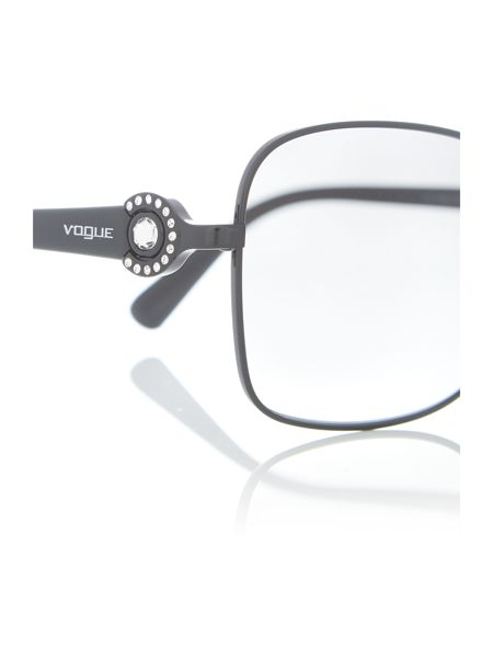 Vogue Black  butterfly  sunglasses VO3982SB