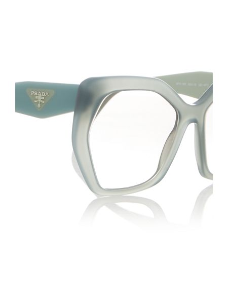 Prada Sunglasses PR 16RS irregular sunglasses