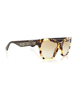 MU 06RS square sunglasses
