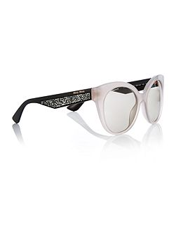 MU 07RS cat eye sunglasses