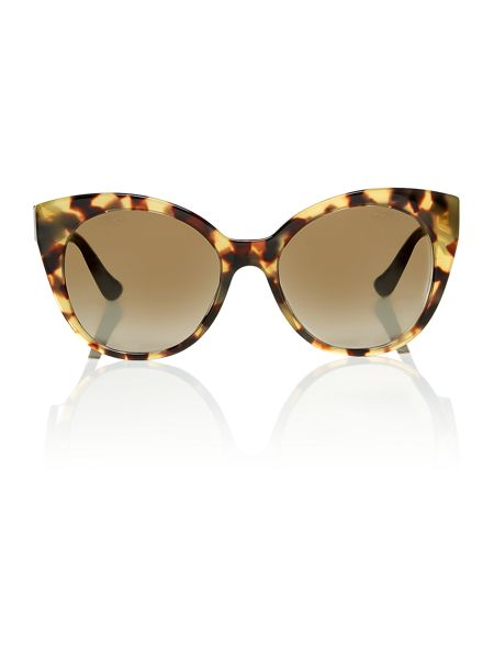Miu Miu MU 07RS cat eye sunglasses