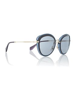 MU 50RS cat eye sunglasses