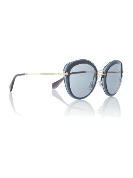 Miu Miu MU 50RS cat eye sunglasses