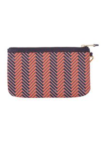 Lauren Ralph Lauren Boswell multi coloured pouch