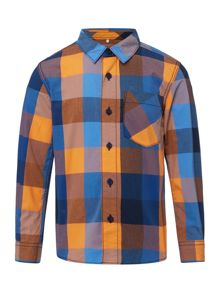 name it Boys Check shirt