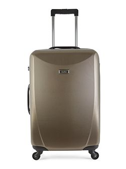 Antler Talara bronze 4 wheel hard medium suitcase