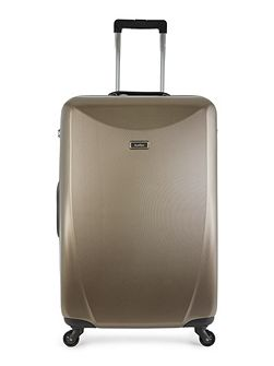 Antler Talara bronze 4 wheel hard large suitcase