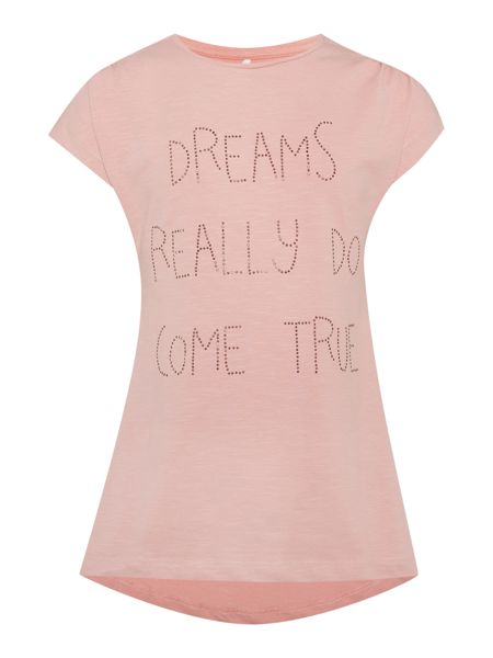 name it Girls Dreams really do come true dress