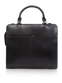 Radley Clerkenwell punch black medium multiway bag