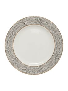 Living by Christiane Lemieux Shibori Dinner Plate