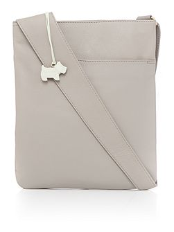 Radley Pocket bag grey medium cross body bag