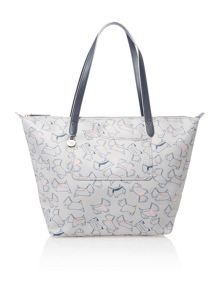 Radley Pocket essentials grey large tote bag