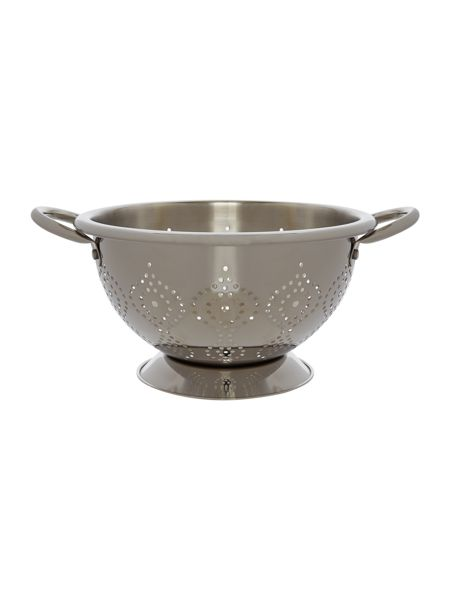 Linea Stainless steel colander
