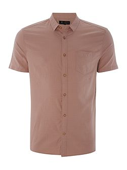 Tring Light Herringbone Shirt