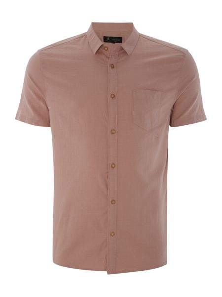 Label Lab Tring Light Herringbone Shirt