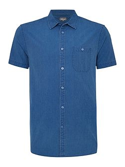 Morrison Denim Short Sleeve Shirt