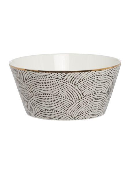 Living by Christiane Lemieux Shibori Cereal Bowl