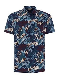 Ali Floral Short Sleeve Shirt