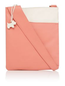 Radley Pocket orange medium cross body bag