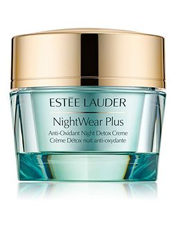 NightWear Plus AntiOxidant Night Detox Crème 50ml