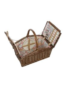 Linea Market Print 4 Person Hamper