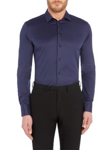 Armani Collezioni Slim Stretch Cotton Shirt