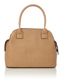 Neutral dome tote bag