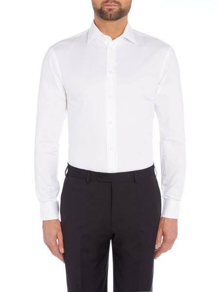 Armani Collezioni Regular Oxford Shirt